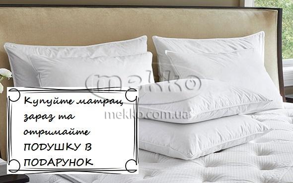 Ортопедичний матрац Sleep&Fly Daily 2 в 1 + ПОДУШКА В ПОДАРУНОК!-2