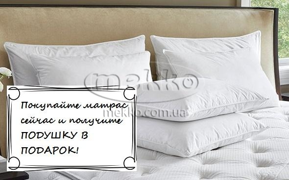 Ортопедичний матрац Sleep&Fly Daily 2 в 1 + ПОДУШКА В ПОДАРУНОК!-3