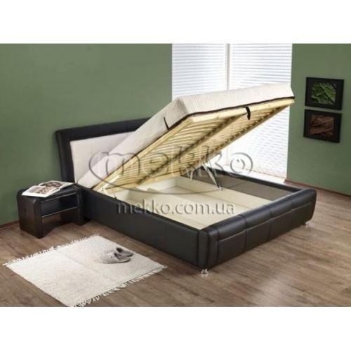 """Ліжко з підйомним механізмом """"SAMANTA P"""" (1840х2220х940мм) Halmar (Халмар)-2"""