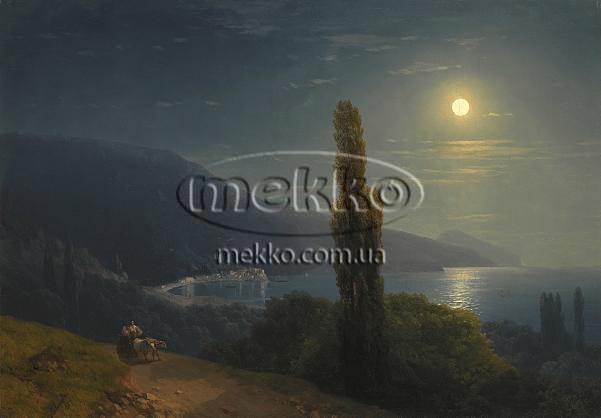 Картина Кримське узбережжя в місячному світлі, І.К. Айвазовський