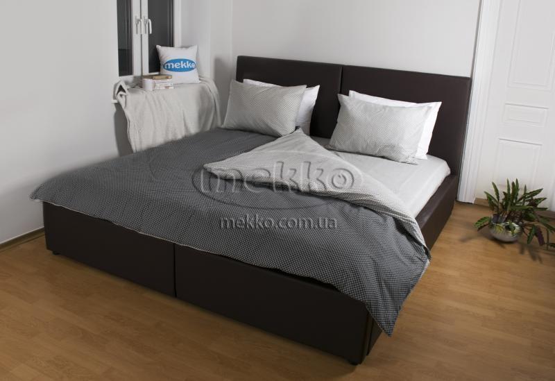 М'яке ліжко Enzo (Ензо) фабрика Мекко-9