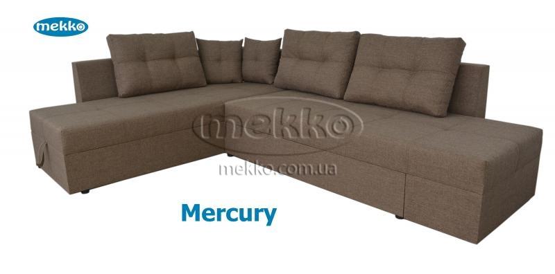 Кутовий диван з поворотним механізмом (Mercury) Меркурій ф-ка Мекко (Ортопедичний) - 3000*2150мм-12