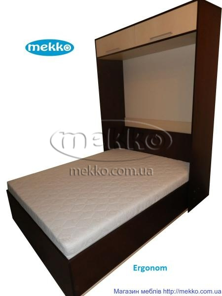 "Ліжко-шафа mekko ""Ergonom"""