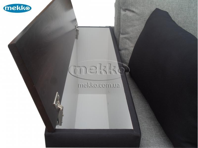 Ортопедичний диван mekko Luxio (Люксіо) (2550x1020 мм)-8