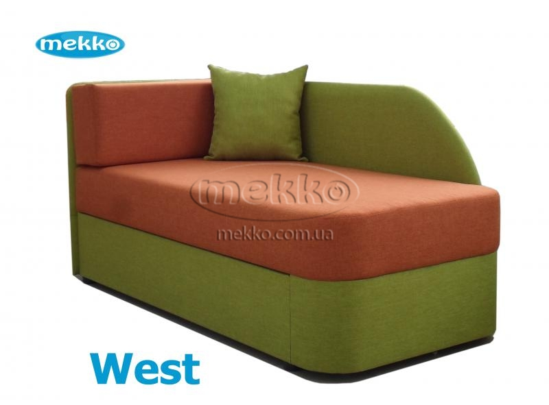 Ортопедичний диван West (Вест) (1600х820) ф-ка Мекко-8