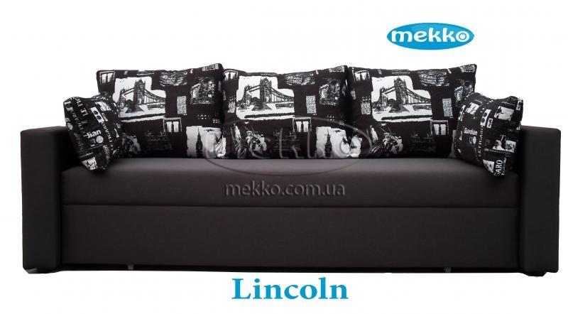 ортопедический диван Mekko Lincoln 2300х950 купить в украине