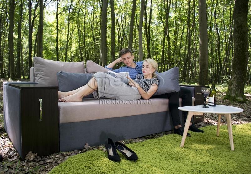Ортопедичний диван President (Президент) (2650x1155) фабрика Мекко-3