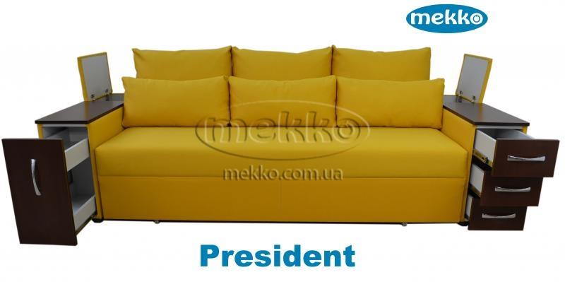 Ортопедичний диван President (Президент) (2650x1155) фабрика Мекко-15