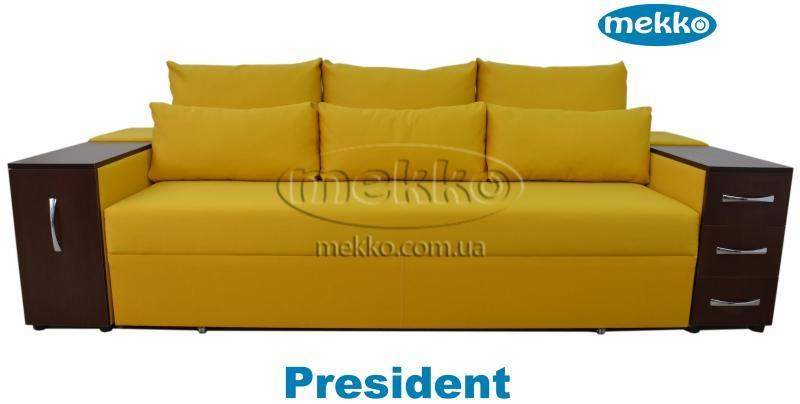 Ортопедичний диван President (Президент) (2650x1155) фабрика Мекко-12