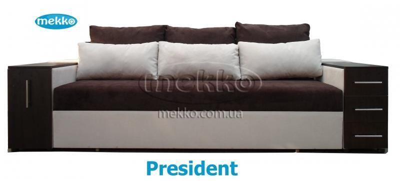 Ортопедичний диван President (Президент) (2650x1155) фабрика Мекко-19