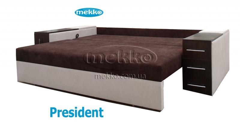 Ортопедичний диван President (Президент) (2650x1155) фабрика Мекко-22