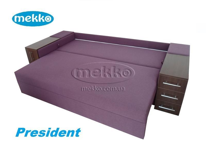 Ортопедичний диван President (Президент) (2650x1155) фабрика Мекко-24