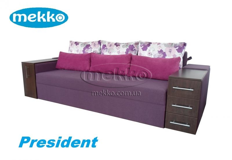 Ортопедичний диван President (Президент) (2650x1155) фабрика Мекко-13