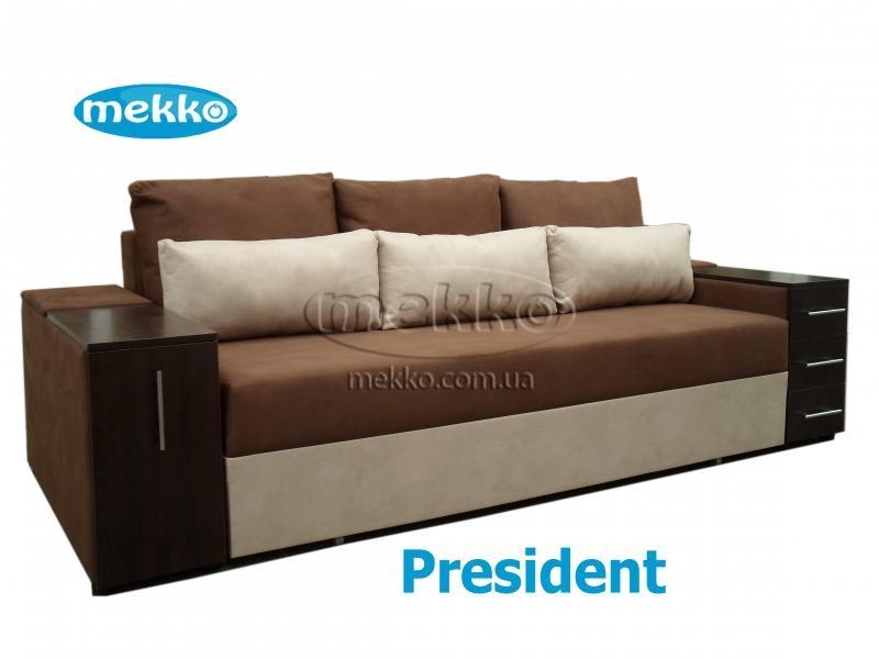 Ортопедичний диван President (Президент) (2650x1155) фабрика Мекко-14