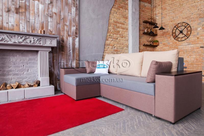 Ортопедичний кутовий диван Senator (Сенатор) (2500×1500) фабрика Mekko